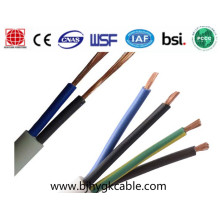 450V 750V Standard Copper Conductor Heavy Duty Insulated Neoprene Sheath Flexible Rubber Cable
