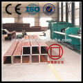 SS400 ERW Square/Rectangular Steel Tube/Hollow Section