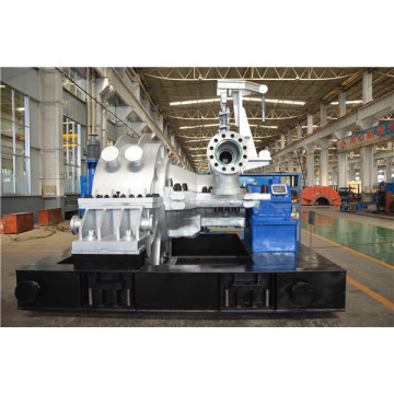 Back Pressure Steam Turbine Generator