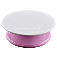 Best Quality for Cake Turntable,Turntable For Multi Purple,Tilting Cake Turntable Manufacturers and Suppliers in China Plastic Cake Decorating Turntable export to South Korea Importers
