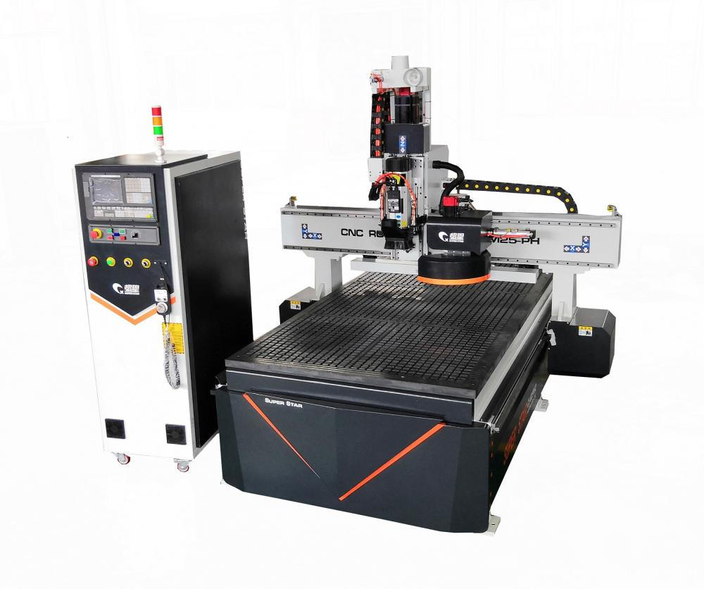 Customized CNC Carouel Auto Tool Changing CNC Router