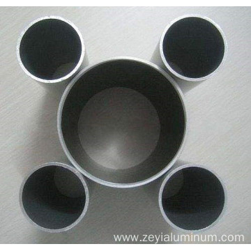 Round Aluminum Alloy Extruded Tube
