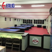 Factory best selling for Indoor Tennis Sports Flooring ping-pang courts/competition courts/game courts export to France Factories
