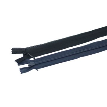 Factory sales promotion nice-looking long zippers for jacket