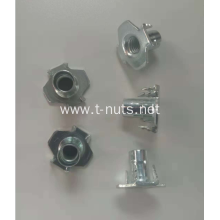 Low Carbon Steel Locking  T-Nuts
