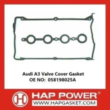 Good Quality for Durable Valve Cover Gasket A3 valve cover gasket export to Chile Supplier