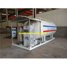 10tons Skid LPG Gas Filling Stations