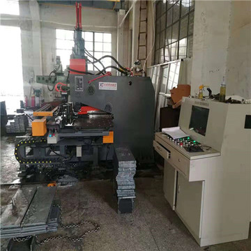 Punching Drilling Machine for Peb Steel Plates