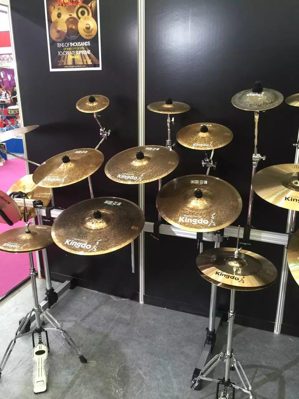 Handmade Percussion Cymbals