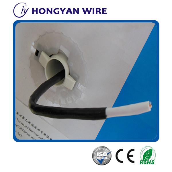 4 pairs Cat 5E FTP Shielded LAN Cable