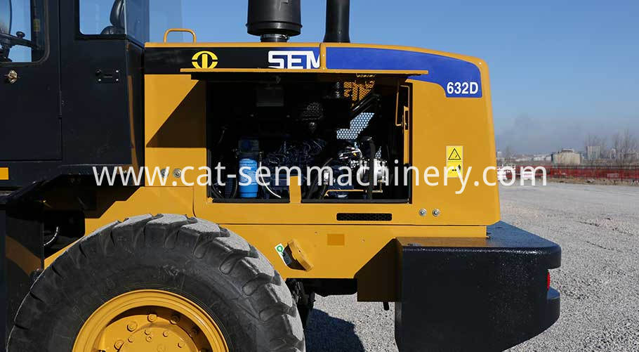 shangdong-SEM-632D-3ton-small-wheel-loader