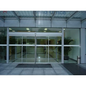 Modern Design Sound Proof Glass Sliding Door