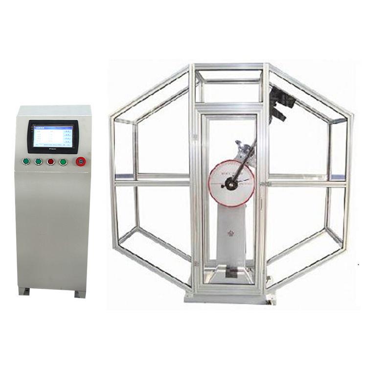 JBS-500B Digital Display Impact Testing Machine