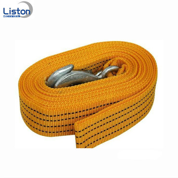 Polyester Trailer Tow Strap Rope with Hook