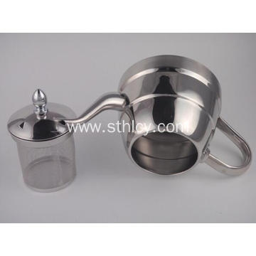Personalized Stainless Steel Tea Kettle