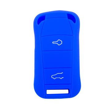 Cool design Porsche silicone car key cover