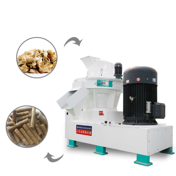 Granulating Machine For Biomass Pellet