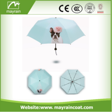 Customized Cheap Promotion Folding Umbrella for Vending