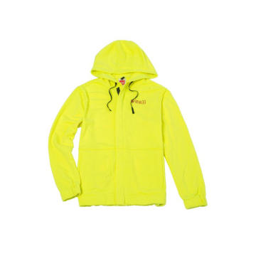 Safety FR Hooded Yellow Winter Jackets