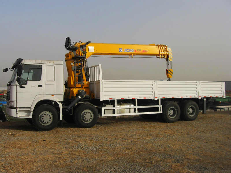16 Tons Truck Mounted Crane