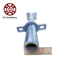 New Product for Scaffolding Props Adjustable support building construction jack for Supporting supply to Zambia Factories