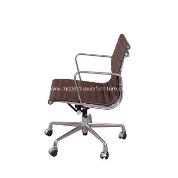 Modern Leather Eames Office Chair