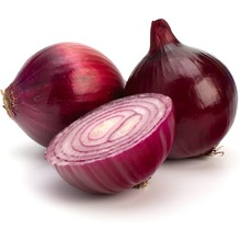 Fresh Red Hot Onion