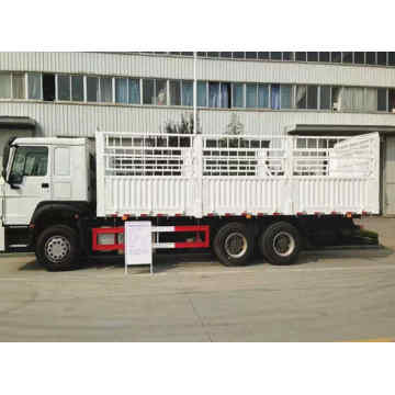 Multi Purpose Large Cargo Van Truck 25 T