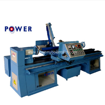 Cylindrical Rubber Roller Polisher