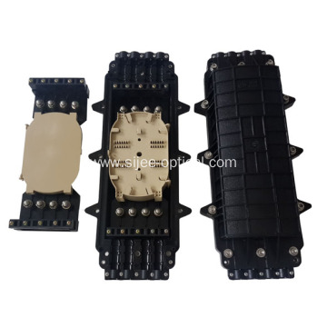 High Definition for China Horizontal Fiber Optic Splice Closure,New Horizontal Fiber Optic Splice Closure Manufacturer 144 Core Horizontal Cable Optic Joint Box export to Aruba Manufacturer