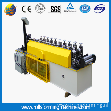 steel gypsum stud forming machine