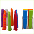 Promotion High Quality Mini Silicone Ice Pop Molds