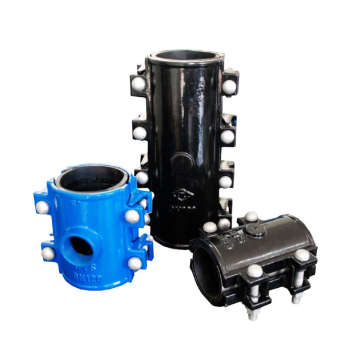 Ductile Iron Pipe Joint Flange Adapto