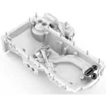 Aluminum Transmission Oil Pan and Housing