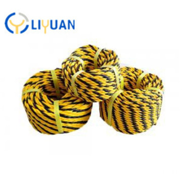 3 strand tiger rope for safety
