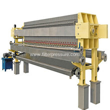Series Automatic Washing Plate Frame Filter Press
