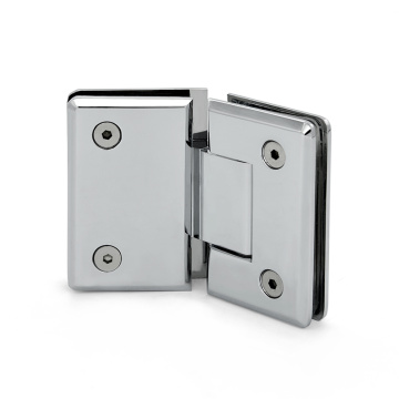 hinge bathroom screen glass door