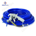 1/4 high pressure airless sprayer solvent hose 227bar