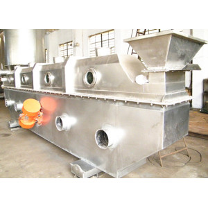 Continuous Type Fluidized Bed Dryer