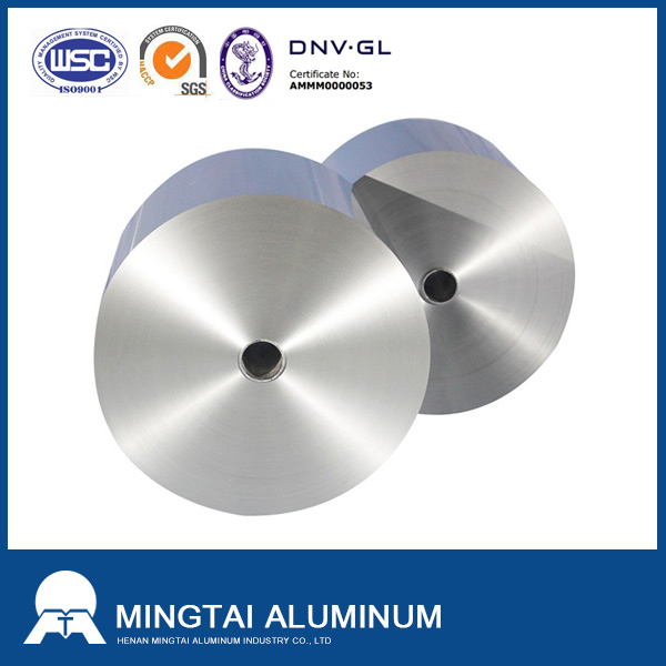 0.8mm thickness 3003 finish aluminum coil