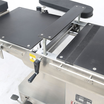 Medical Equipments C Arm Electrical Operation Table