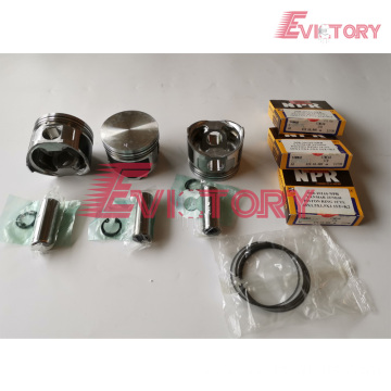 YANMAR 3D90 3T90 crankshaft main bearing