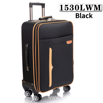 Cheap soft luggage suitcase abs