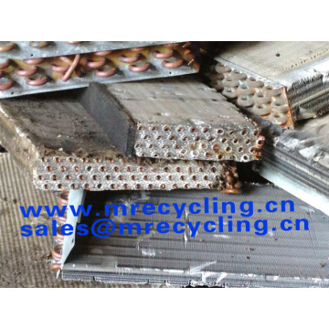 Ang Air Conditioning Radiator Recycling Machine