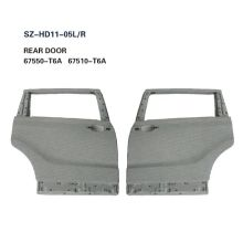 Steel Body Autoparts Honda 2015 Odyssey REAR DOOR