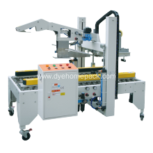 Leading for Case Sealer Machine Carton Flap Fold Sealer FI500 export to India Factory