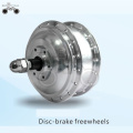 36V 250W roller brake electric rear bike motor