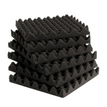 Egg Shape Acoustic Foam Soundproof Material