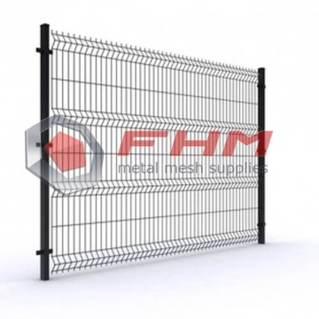 Factory Supply Factory price for Green Mesh Fencing PE Coated Wire Mesh Fence for Garden supply to Netherlands Supplier