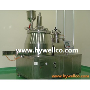 High Speed Mixing Granulating Machine